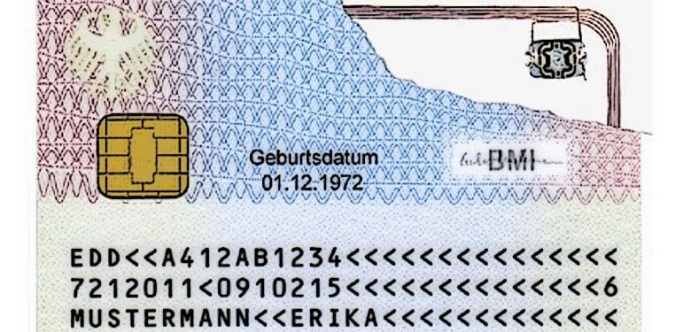 Спуфинг немецких ID при онлайн-аутентификации и финансирование беженцев в Германии - 1