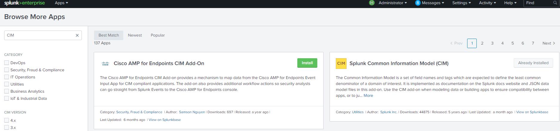 1. Анализ логов Check Point: официальное приложение Check Point для Splunk - 3