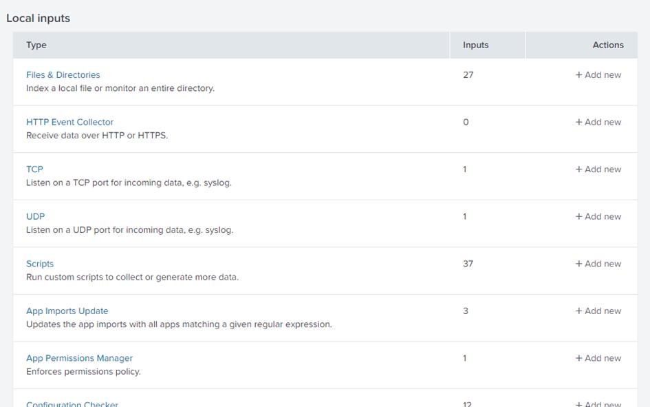 1. Анализ логов Check Point: официальное приложение Check Point для Splunk - 7