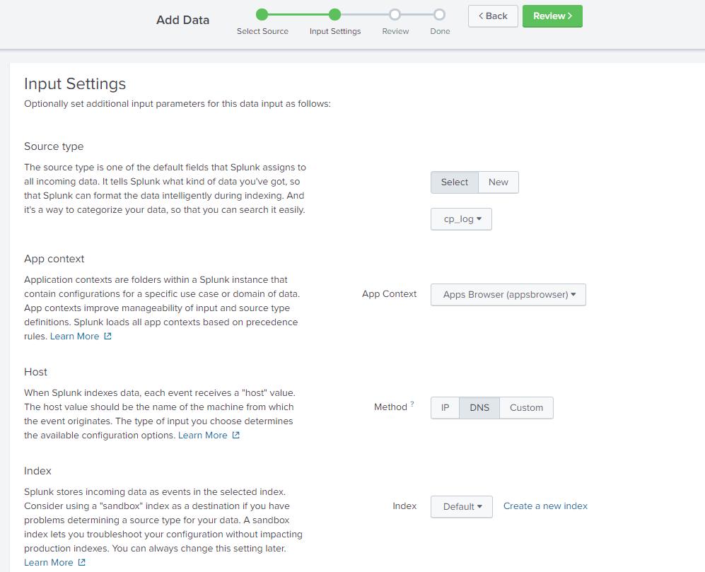 1. Анализ логов Check Point: официальное приложение Check Point для Splunk - 9