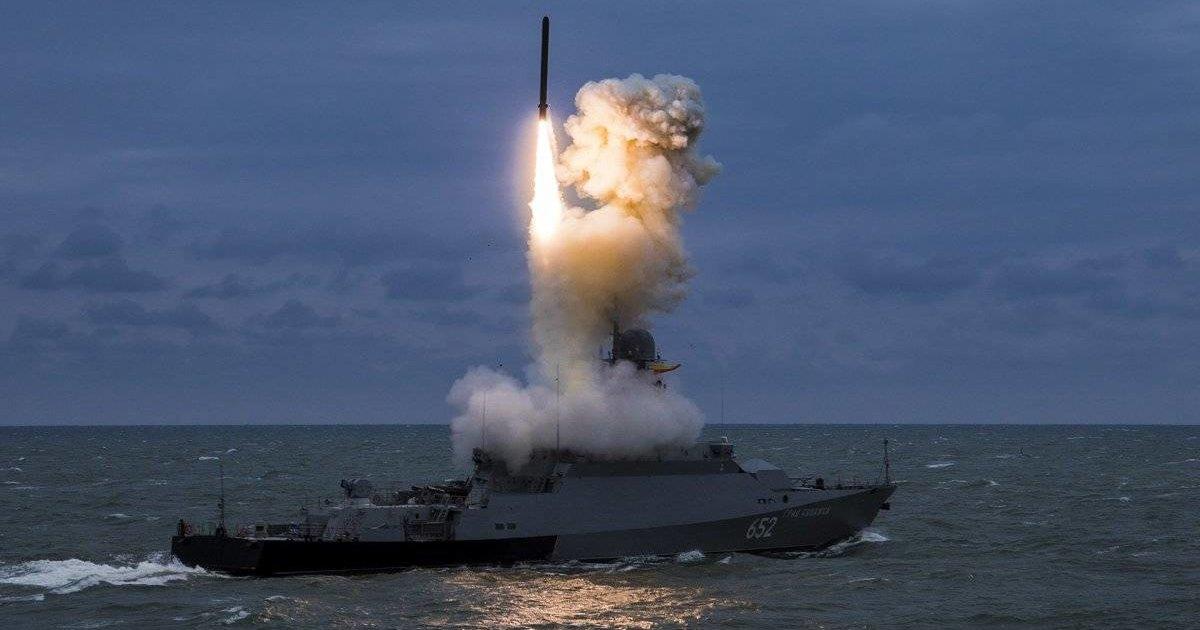 «Громкий» отстрелялся «Ураном» по морской цели