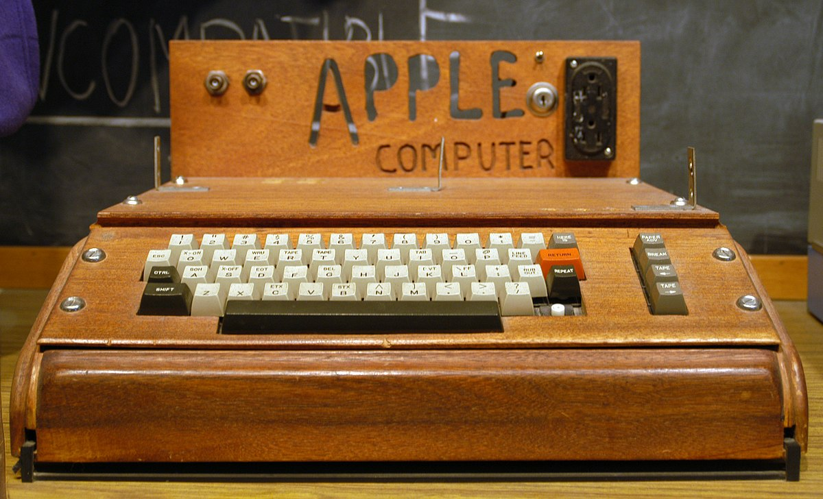 Как собрать Apple 1 и написать для него игру - 1