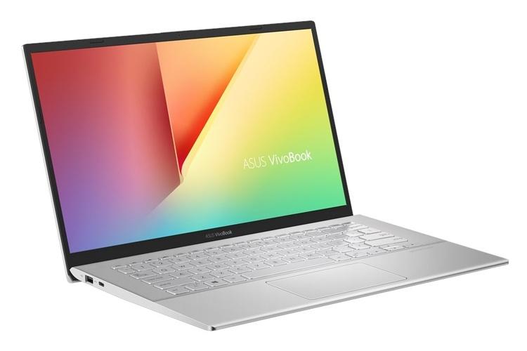 Ноутбук ASUS VivoBook 14 X420 оборудован экраном NanoEdge с узкими рамками