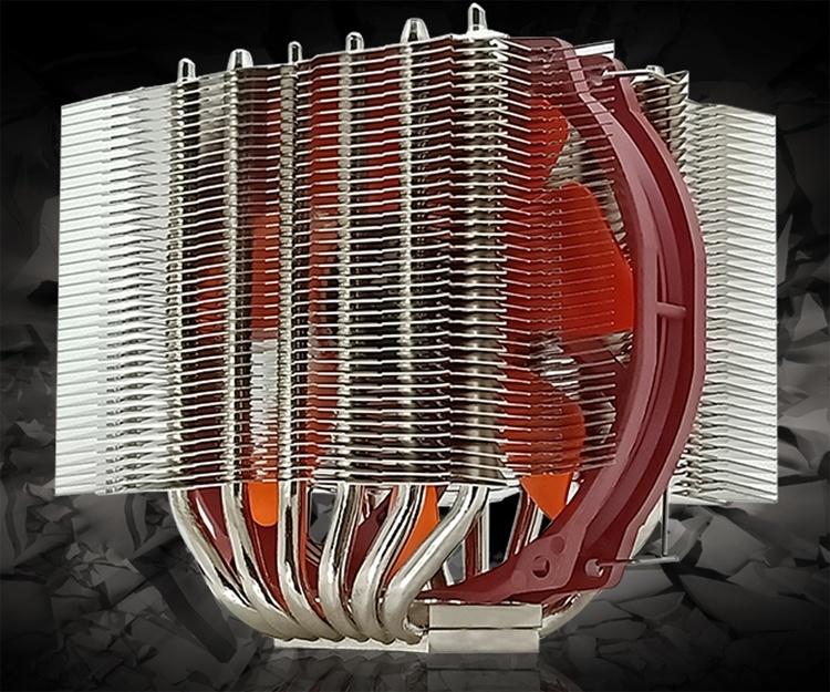 Thermalright Silver Arrow 130: кулер башенного типа для чипов AMD и Intel