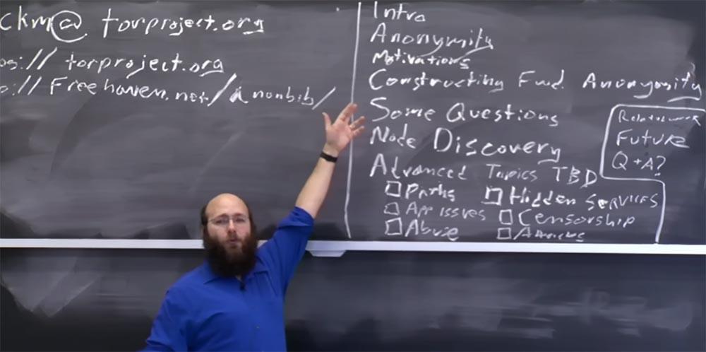 Курс MIT «Безопасность компьютерных систем». Лекция 19: «Анонимные сети», часть 1 (лекция от создателя сети Tor) - 4