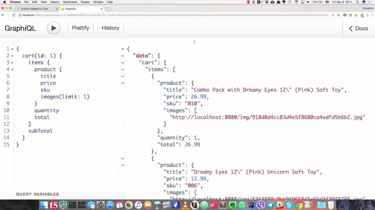 GraphQL — API по-новому - 11