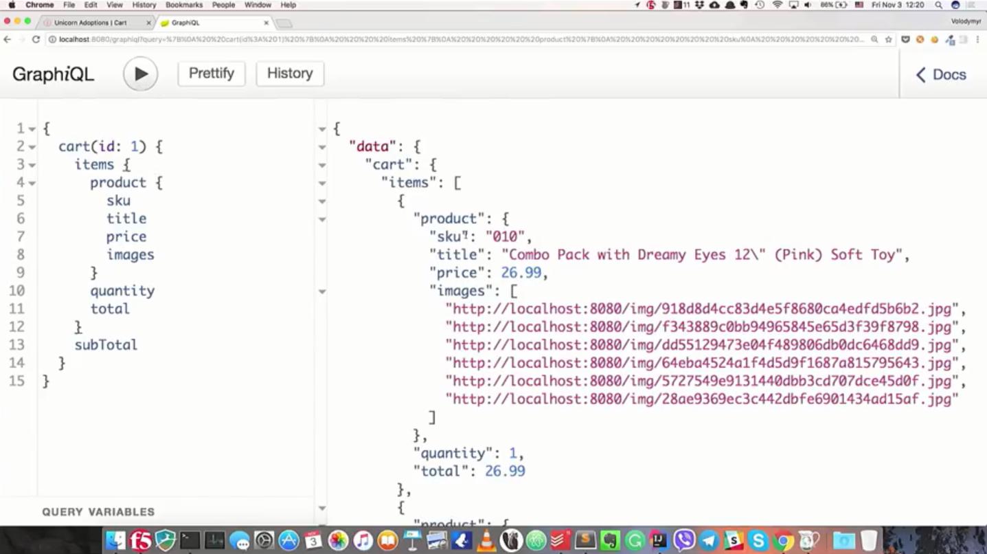 GraphQL — API по-новому - 13