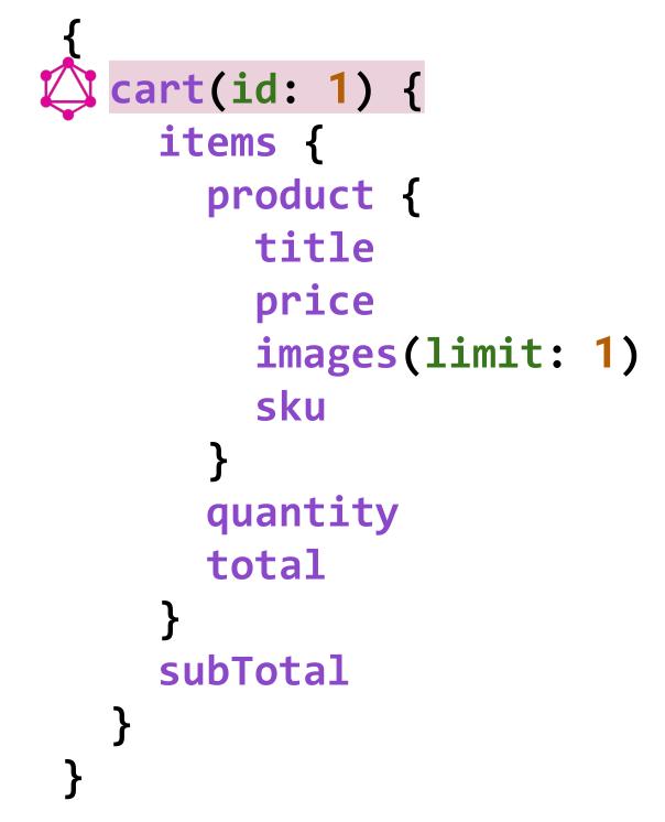 GraphQL — API по-новому - 16