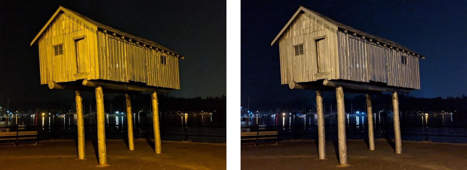 Night Sight: как телефоны Pixel видят в темноте - 4