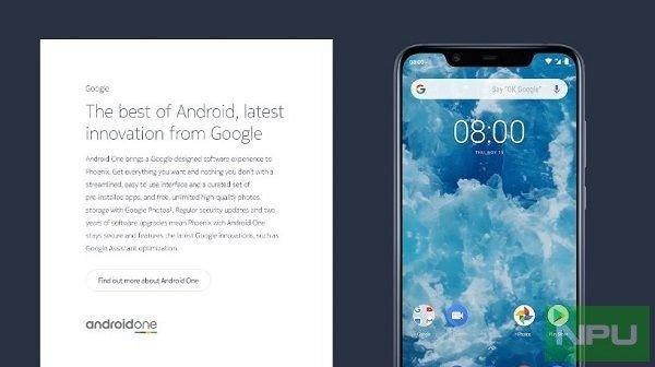 Под обозначением Nokia 8.1 и правда скрывается модель Nokia X7