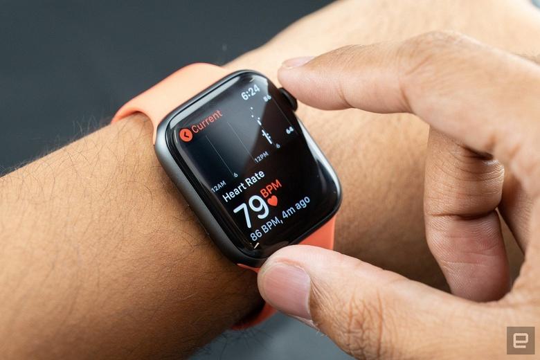 Следующее обновление watchOS наконец-то будет включать приложение для ЭКГ