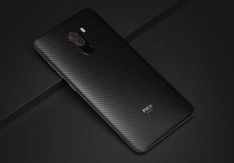 Смартфон Xiaomi Pocophone F1 Armored Edition станет дешевле за счет новых конфигураций памяти
