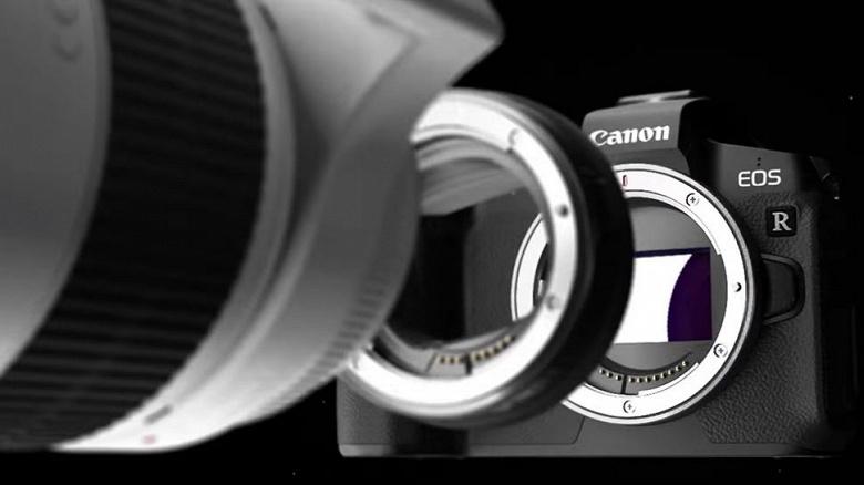 В следующем году Canon представит беззеркальную камеру системы EOS R с датчиком разрешением «слегка за 75 Мп»