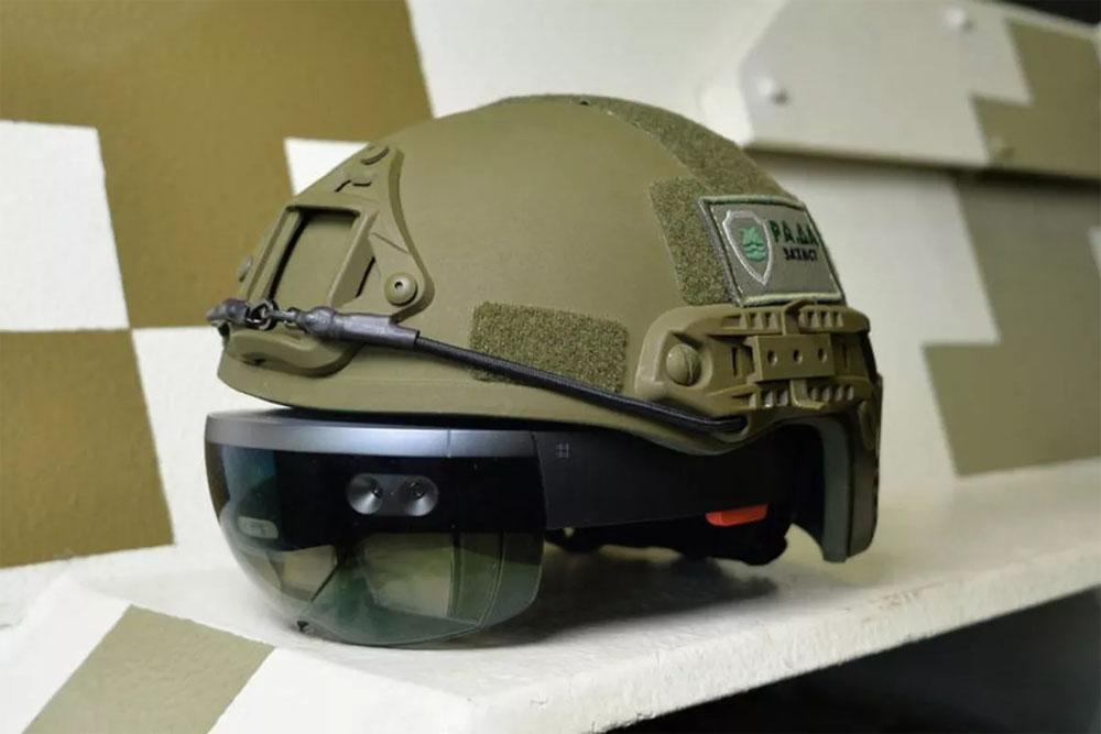 Microsoft будет снаряжать VR-очками солдат США - 3