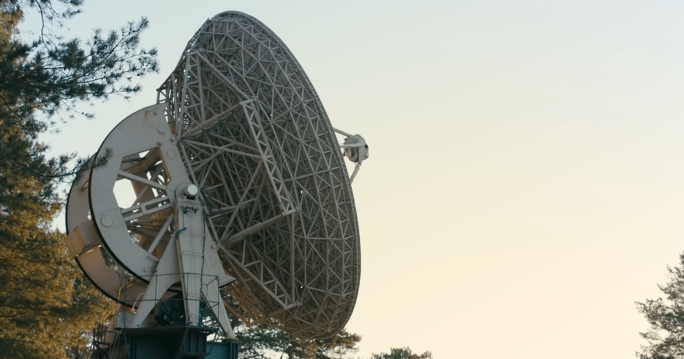 Бауманский радиотелескоп отправил инопланетянам видео-шоу «Посетите Землю»