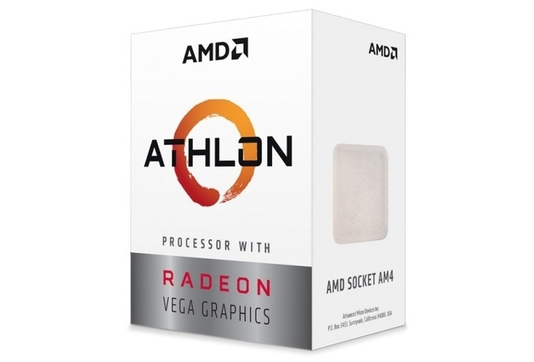 Процессор AMD Athlon 200GE всё-таки поддаётся разгону