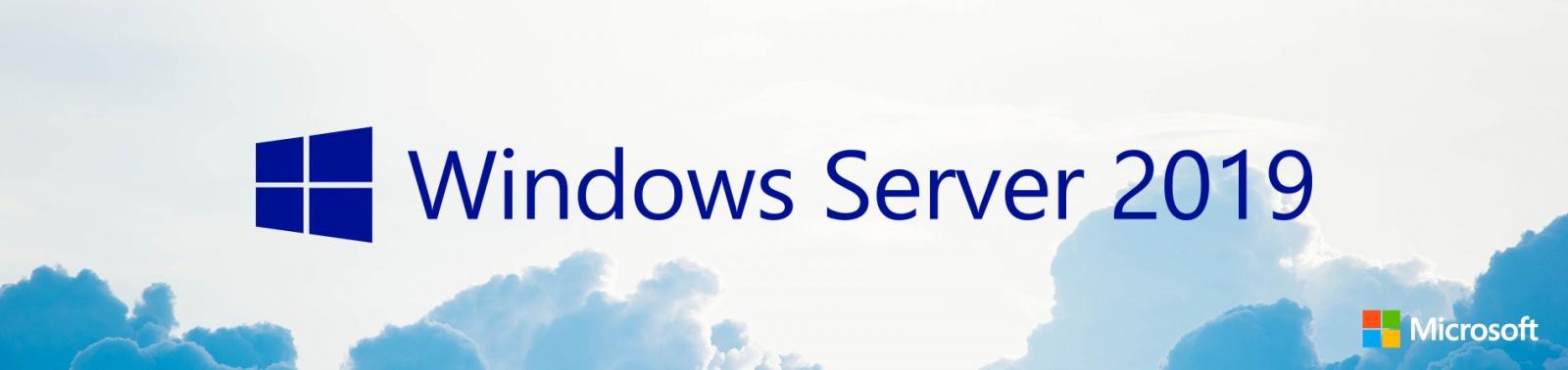 Windows Server 2019 - 1