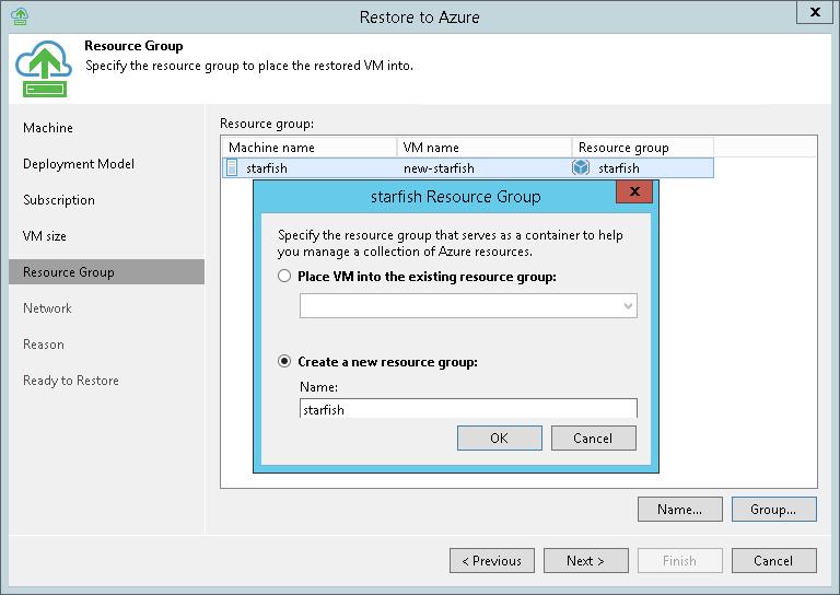 Применяем Veeam Backup & Replication для тестирования новых систем и приложений перед апгрейдом - 12