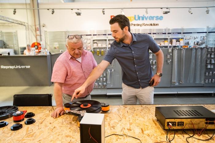 Создан первый модульный проигрыватель винила, распечатанный на 3D-принтере, DIY-набор планируют выпускать серийно - 2