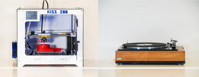 Создан первый модульный проигрыватель винила, распечатанный на 3D-принтере, DIY-набор планируют выпускать серийно - 6