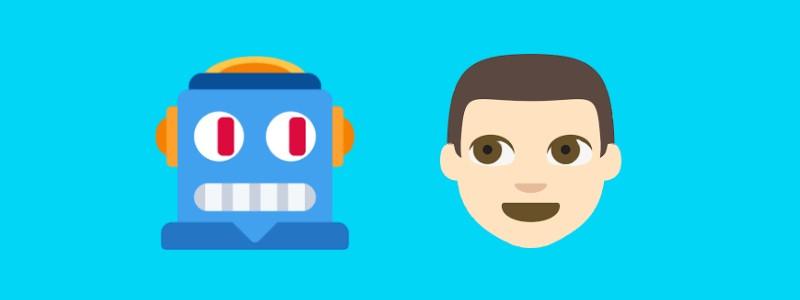 Тактичный робот: умеет слушать и не перебивает - 1