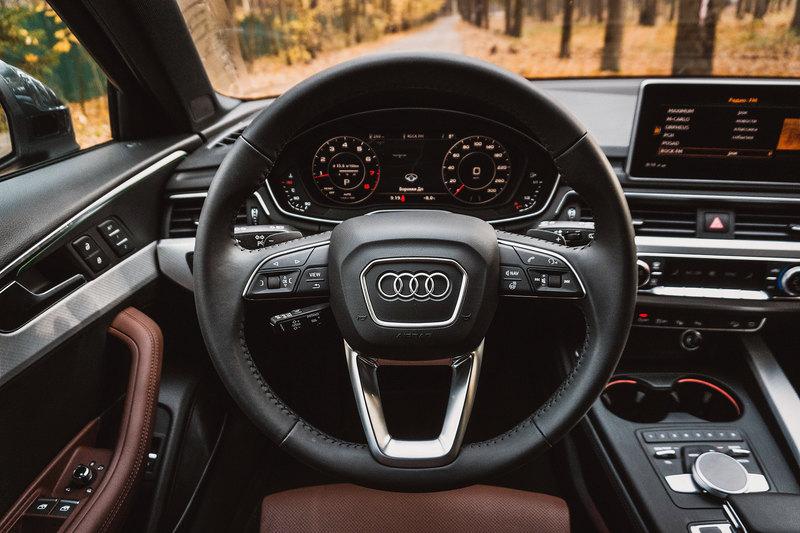 Ультравседорожник: тест Audi A4 Allroad
