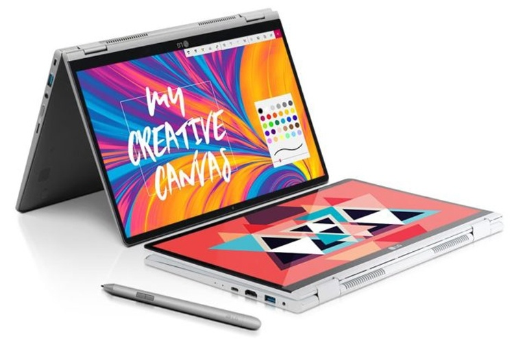 В семейство ноутбуков LG Gram 2019 войдут трансформер и 17-дюймовый лэптоп