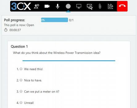 Видеоконференции 3CX WebMeeting — полное руководство - 10