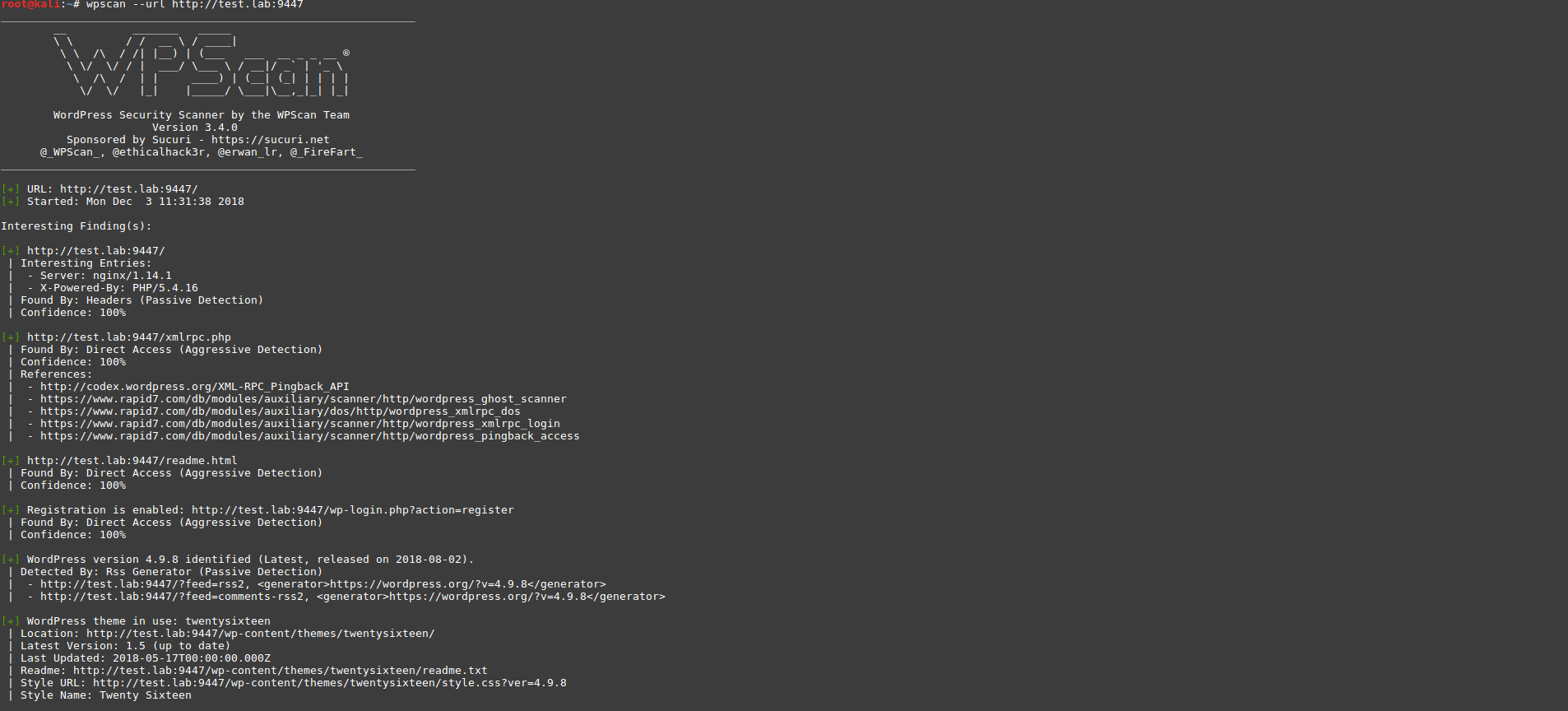 Kali Linux для начинающих - 7