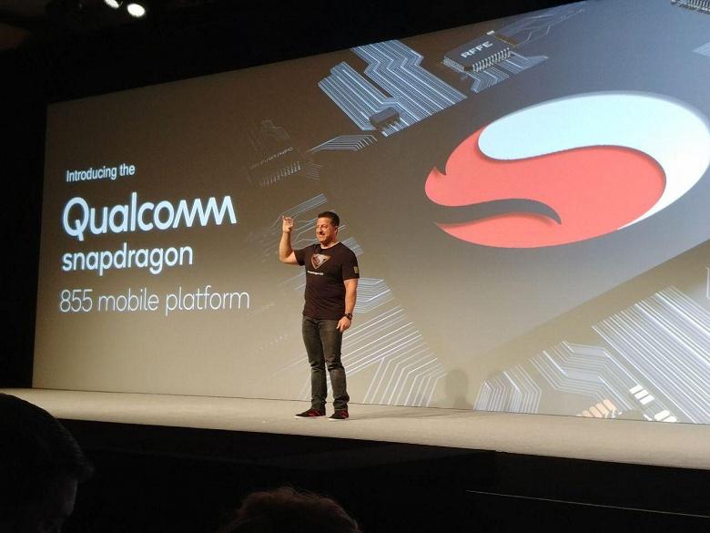Представлена однокристальная система Qualcomm Snapdragon 855
