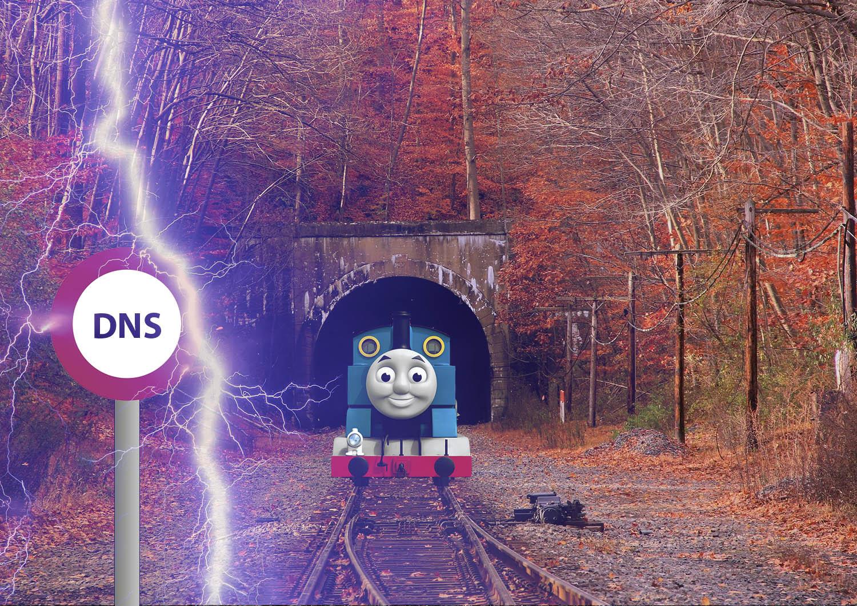 Трафик в конце туннеля или DNS в пентесте - 1