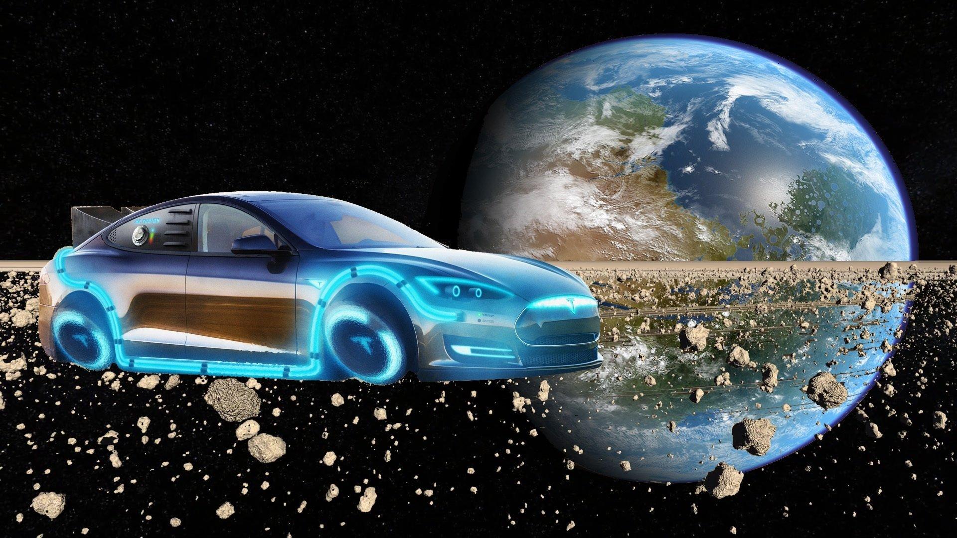 Климат Марса: назад в будущее - 1