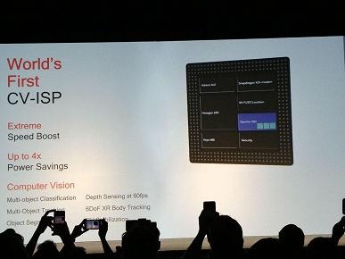 Полноценный анонс SoC Snapdragon 855. Платформа на самом деле не содержит ни модема 5G, ни блока NPU