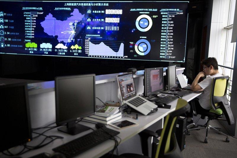Власти Китая собирают информацию с электромобилей граждан страны - 2