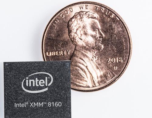 Intel XMM 8160 — универсальный многорежимный 5G-модем - 1
