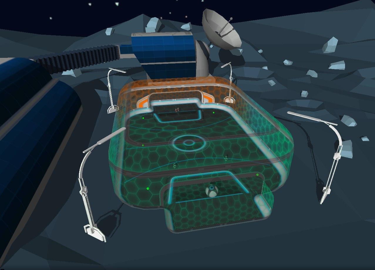 Russian AI Cup 2018: CodeBall. Зрелищное 3D соревнование - 6