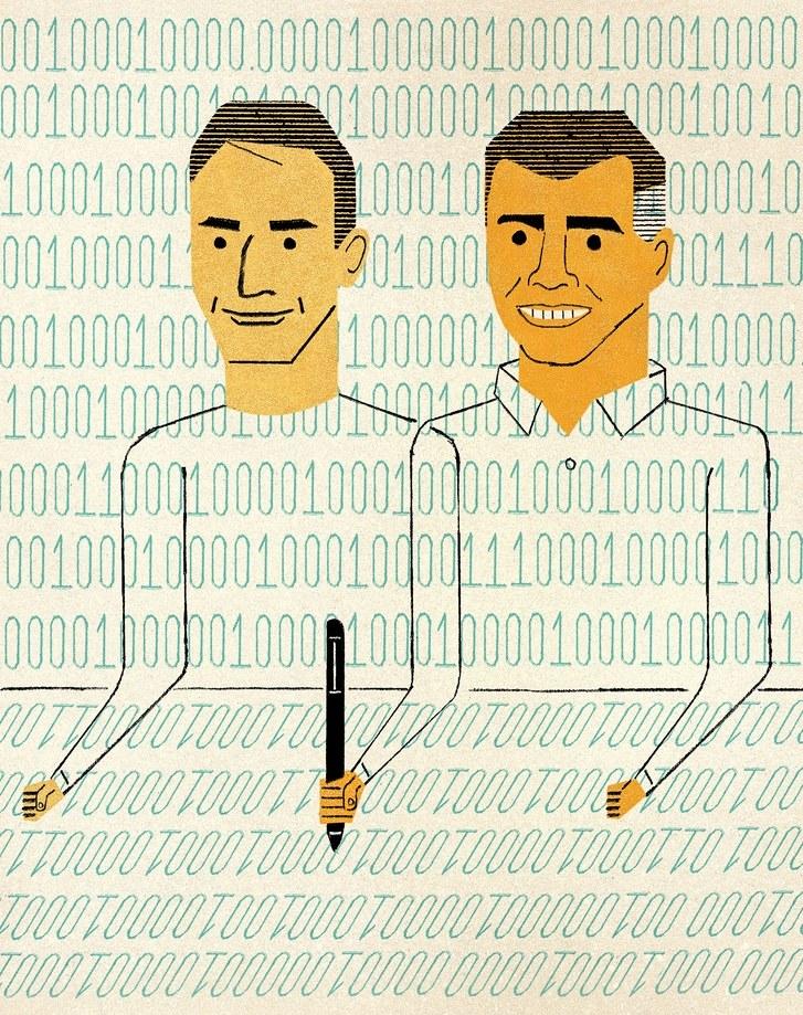 Дружба, благодаря которой Google вырос до огромных размеров - 1
