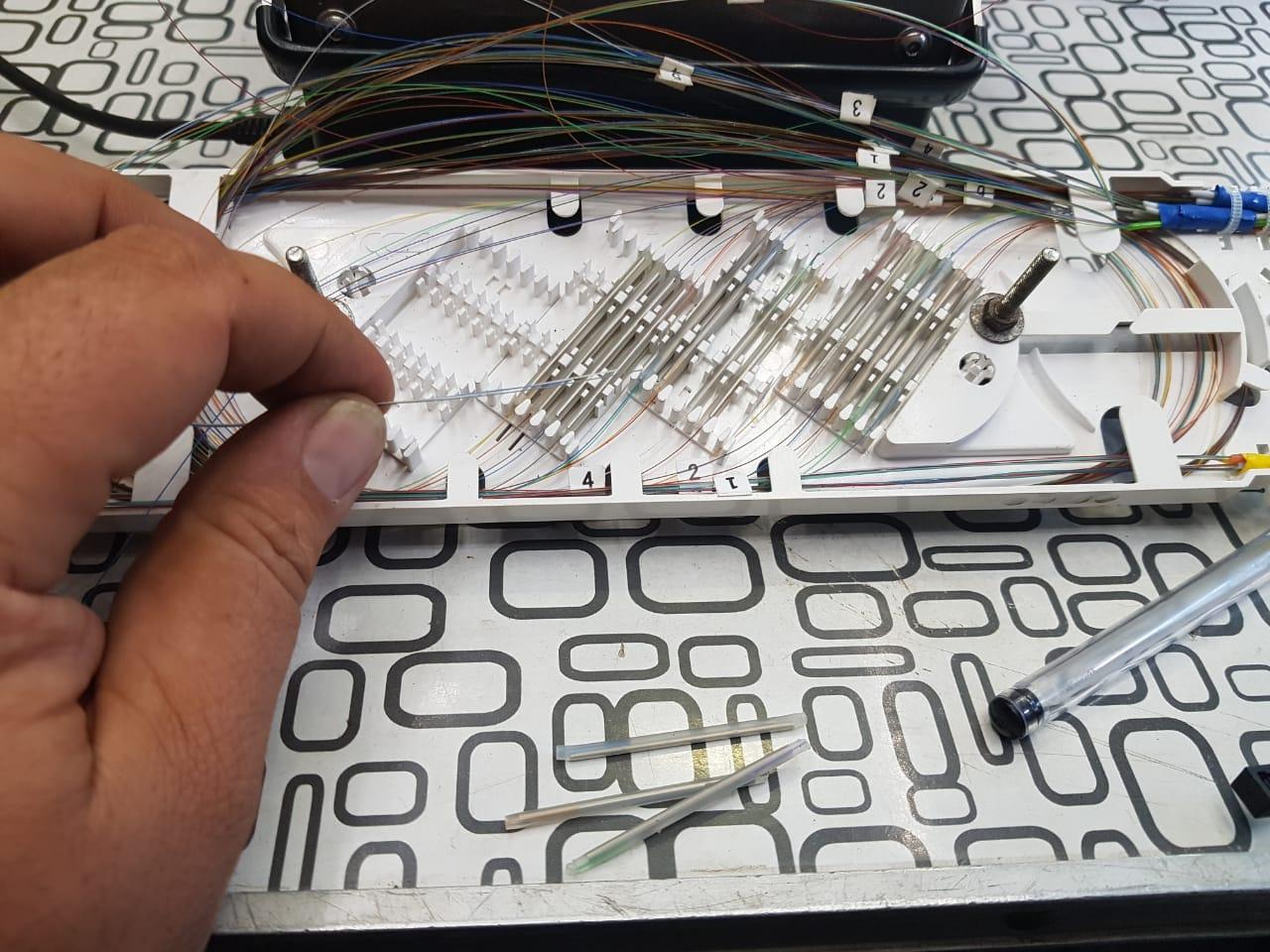 Как строятся оптоволоконные сети - 1