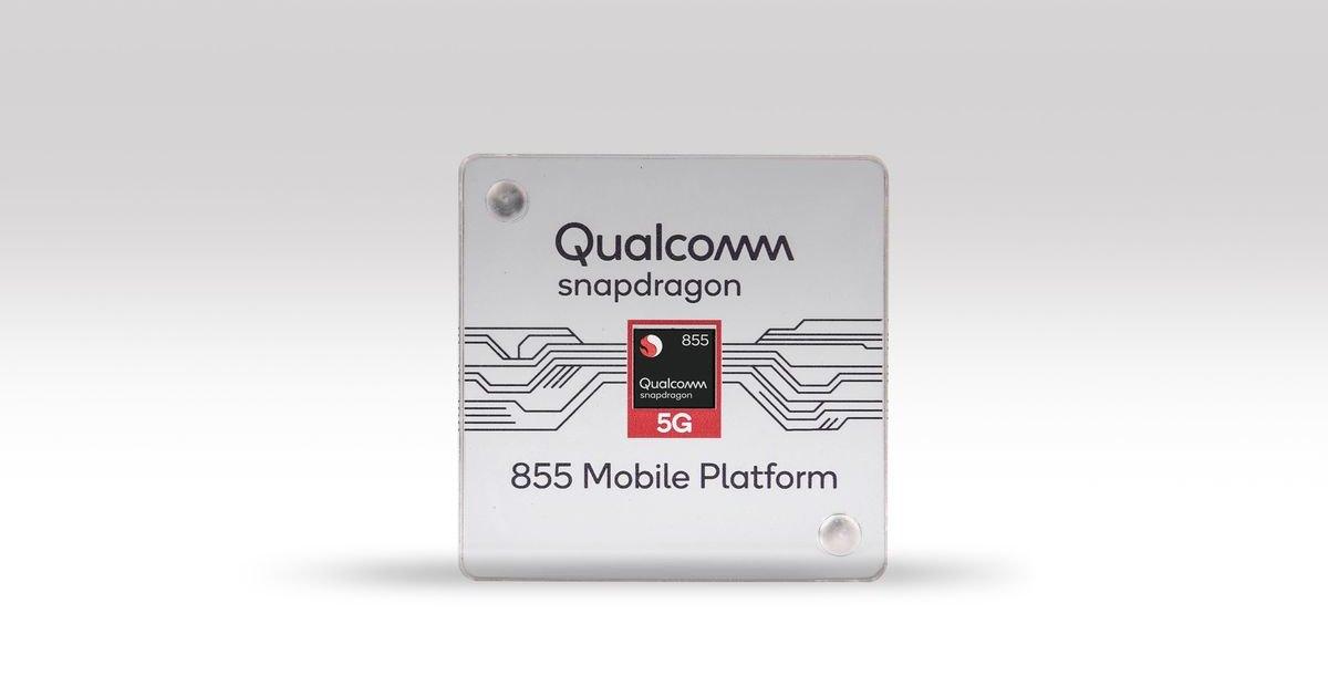 Представлен Qualcomm Snapdragon 855: процессор будущих топовых смартфонов