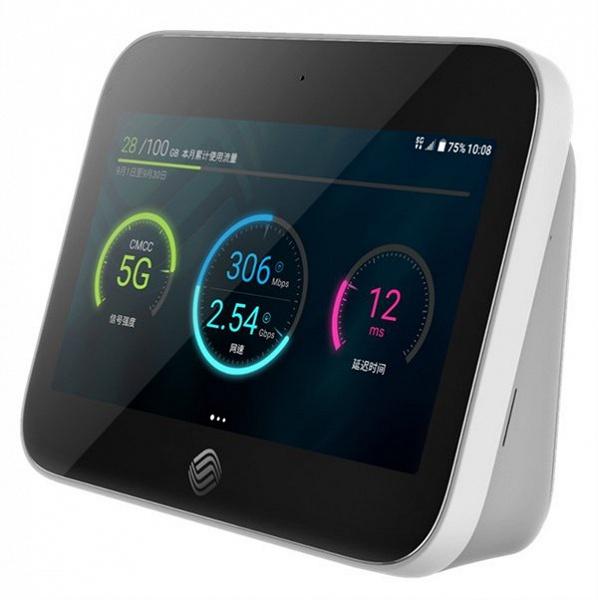 Смартфоны позади: China Mobile представла умный дисплей на базе SoC Snapdragon 855 с голосовым помощником и модемом 5G