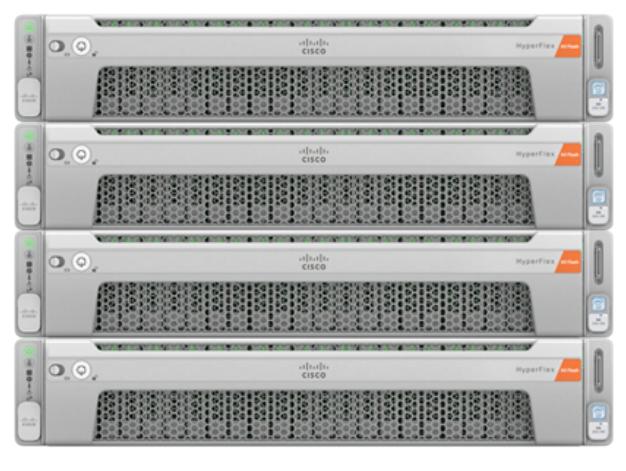 Cертифицированная инфраструктура на базе HyperFlex для SAP HANA - 1