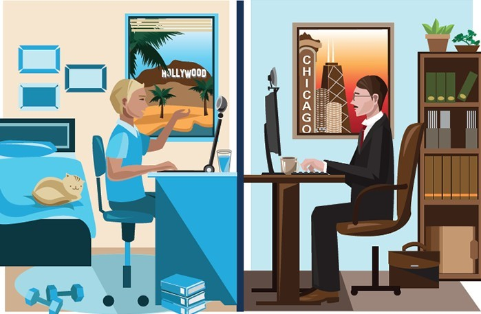 Как организовать работу удаленщиков: приглашаем на вебинар - 1