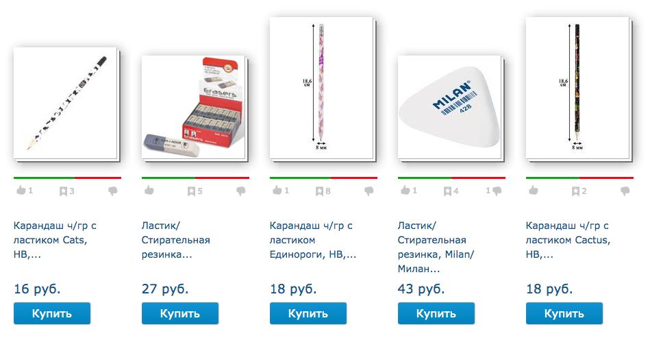 Мелкий, но вредный UI интернет-магазина. Как испортить репутацию сразу всем товарам на сайте? - 9