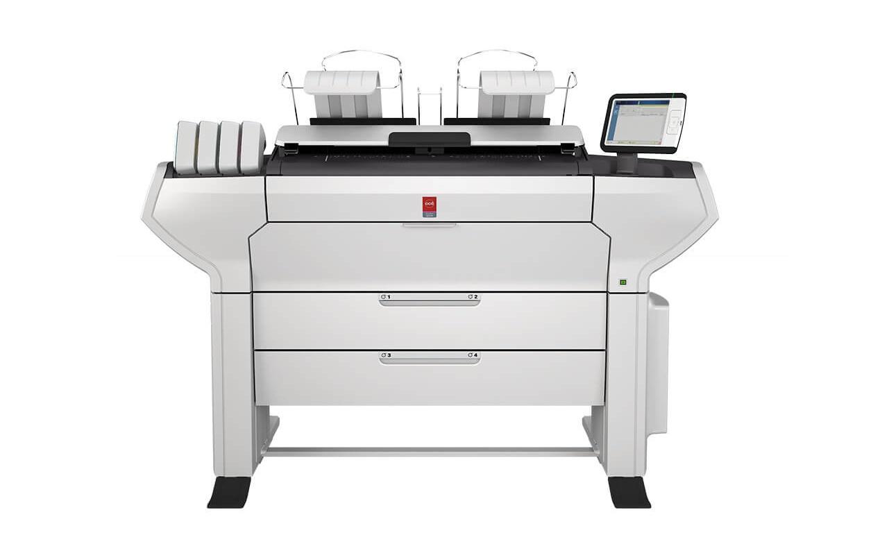 Новые модели серии Océ ColorWave – технологии, расширяющие возможности печати - 1