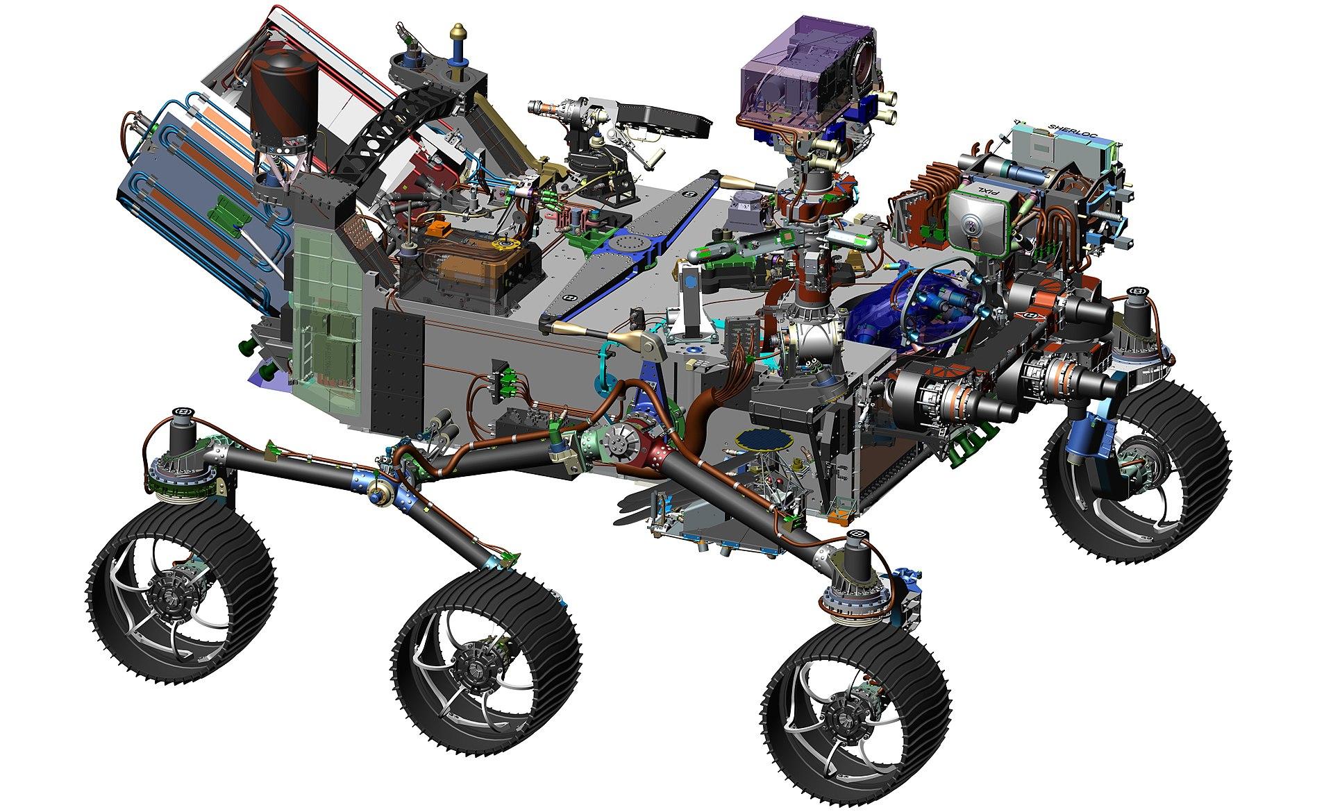 Разработчики марсохода следующего поколения используют ИИ для увеличения эффективности ровера - 1