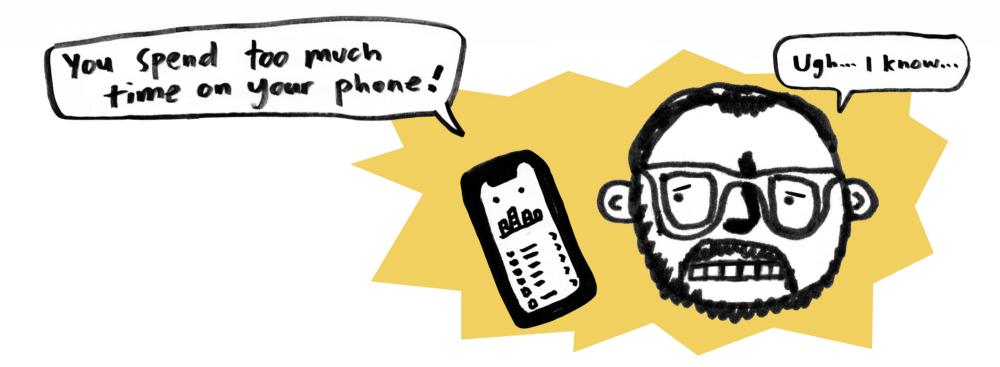 Шесть лет жизни с айфоном, который меня не отвлекает - 8