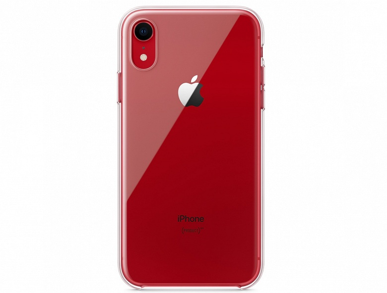 Владельцы iPhone XR наконец-то получили возможность купить фирменный чехол Apple для своего смартфона