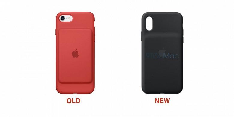 Возвращение «горбатого» — появилось первое изображение новой версии чехла Apple Smart Battery Case