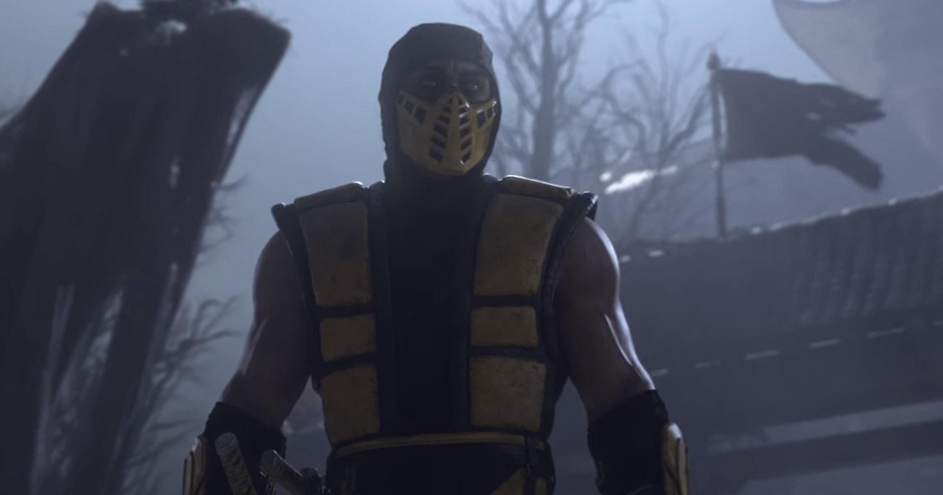 Официально анонсирован Mortal Kombat 11