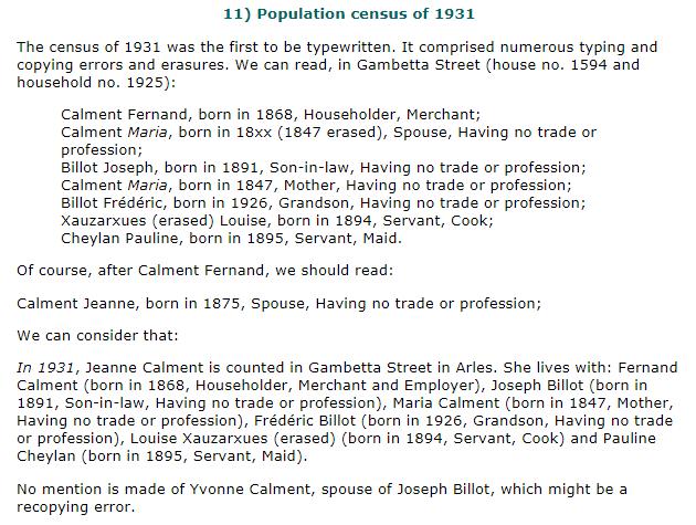 J'Accuse! 122-летний рекорд долгожительства Жанны Кальман — фейк? - 21